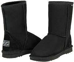 Jumbo Ugg Short Boots